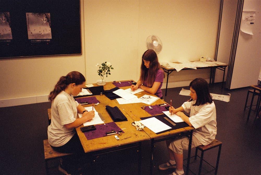 5 Day Kids Workshop Melb. 2003