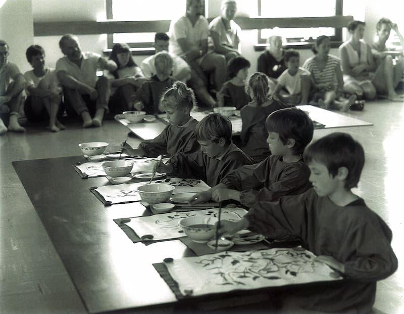 1988 Brush & Ink Classes